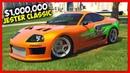 ТЮНИНГ TOYOTA SUPRA ИЗ ФОРСАЖА ЗА $1,000,000 В GTA 5 ONLINE! / «ТАЧКА НА ПРОКАЧКУ»