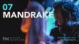 Mandrake - Mayan Warrior - Burning Man 2018