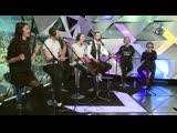 A cappella RAIN DROPS на Телерадиоканале Страна FM в программе Концертный зал