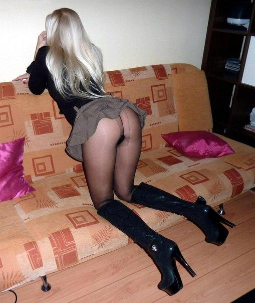 порно чулки и мини юбки фото