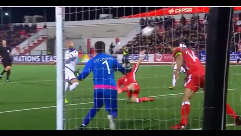 ⚽️ Гибралтар 26 Армения | Обзор матча