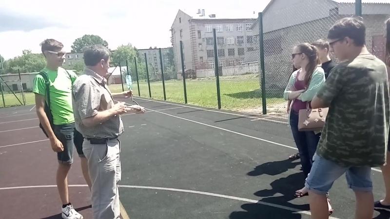 Физика на улице (первая группа)