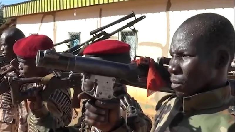 Африка готовится дать отпор западной демократии | 23 сентября | День | СОБЫТИЯ ДНЯ | ФАН-ТВ