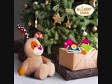 Помощник Зая - подарок к Новому году от Happy Snail