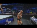 Randy Orton vs Cesaro ВВЕ Смэкдаун 14.02.2014