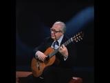 Andres Segovia - Concert on T.V. 1961