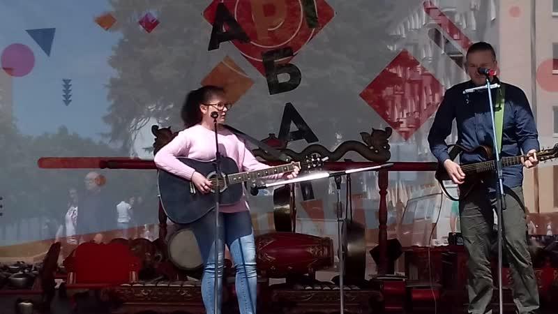 Роман Холодов и Женя Петракевич- Прекрасное далеко