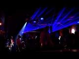 Laser Show @ Club Gazgolder Moscow