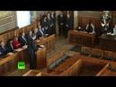 Выступление Лаврова в парламенте Сан-Марино