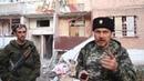⚡ Донбасс 2014: (English subs) На стене - вот человек мозги - и 6 человек похоронен там