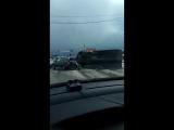 ДТП с грузовиком в Перми