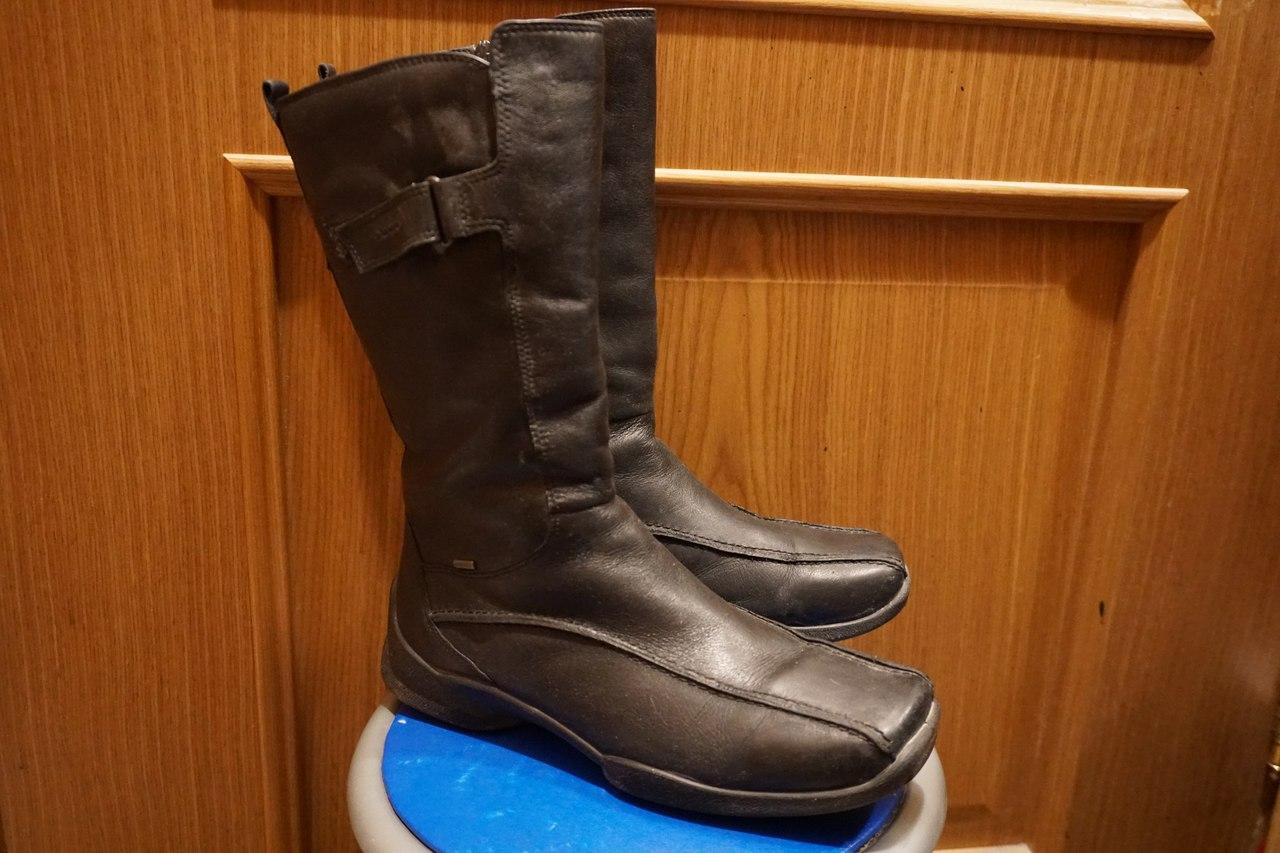 Сколько надо времени, чтобы убить обувь за 200 евро