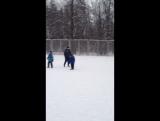 Футбол отцы и дети