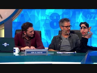 8 out of 10 Cats does Countdown S05E02 (12.09.2014)