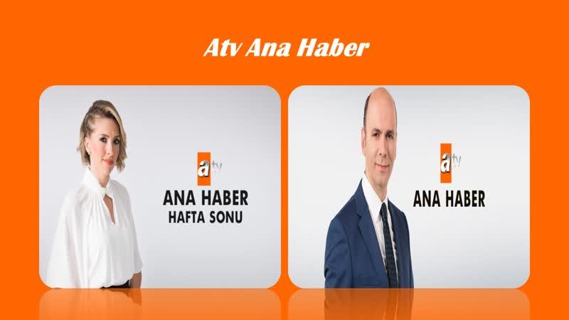 Atv Ana Haber - 18 Mayıs 2019