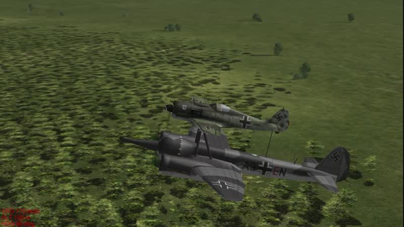 ФВ-190А-4 Мистель. Трудный взлет, но легкое падение