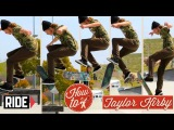 How-To Skateboarding: 360 Flip with Taylor Kirby