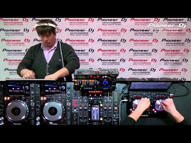 DJ Mounter (Nsk) @ Pioneer DJ Novosibirsk