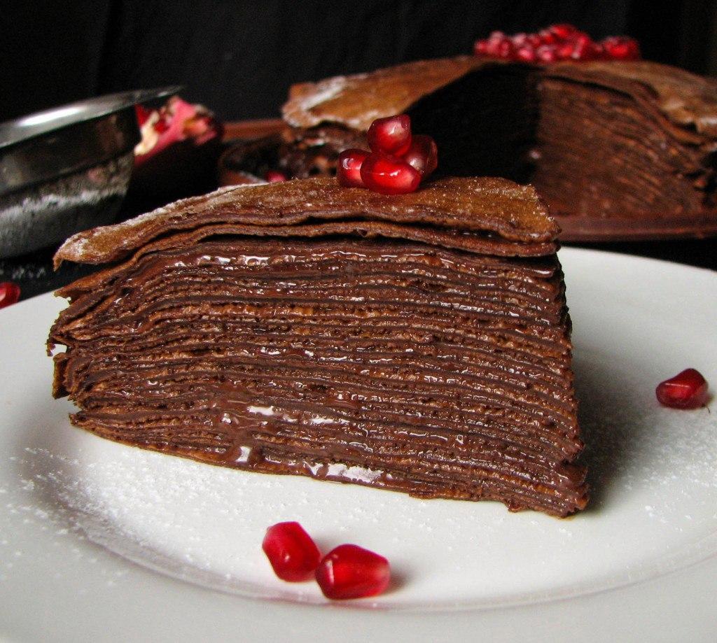 Нутелла торт в домашних условиях рецепт с фото