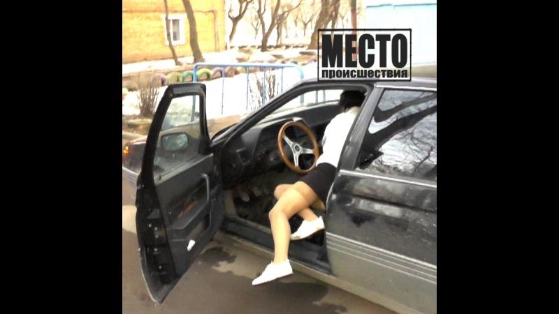 Девушка сразу взяла вину на себя, узнав, что пьяному водителю грозит уголовка