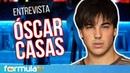 Óscar Casas (Instinto): Así ha sido rodar un thriller erótico con su hermano Mario Casas