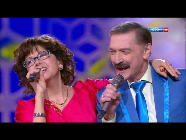Ядвига Поплавская и Александр Тиханович малиновка