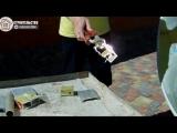 Солнечный концентратор из спутниковой тарелки от Игоря Белецкого