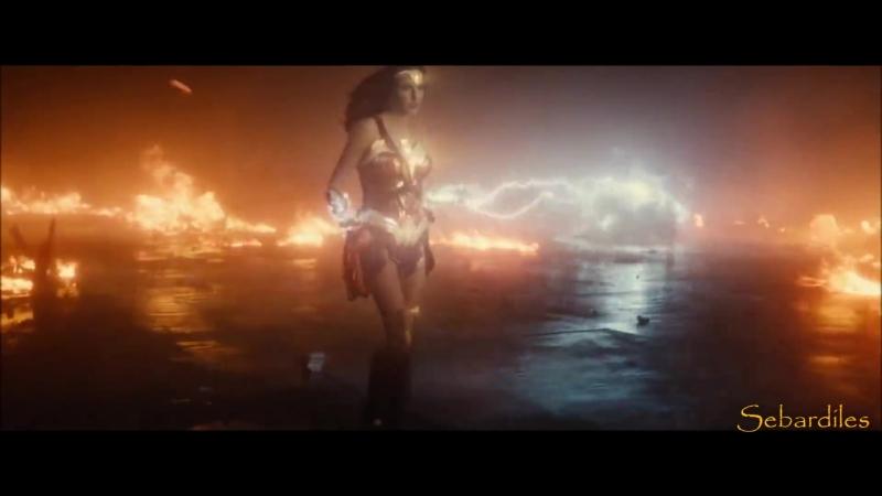 Wonder Woman. Music Video