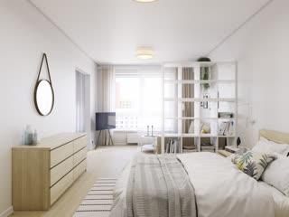 Квартиры с мебелью от IKEA