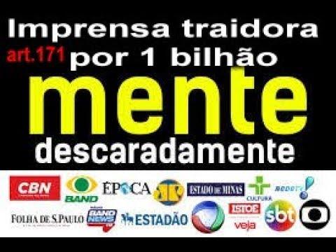 CIRO GOMES: GREVE CAMINHONEIROS CONTINUA 28-05-18 REDE GLOBO TRAIDORA RECEBE 1 BILHÃO DE GOVERNOS