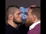 #UFC229 Face-Off