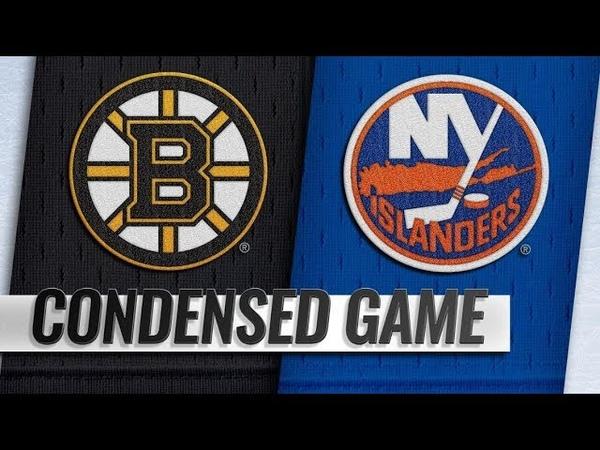 Boston Bruins vs New York Islanders   Mar.19, 2019   Game Highlights   NHL 2018/19   Обзор матча