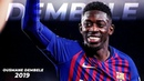 Ousmane Dembélé Crazy Dribbling Skills Goals ● 2019