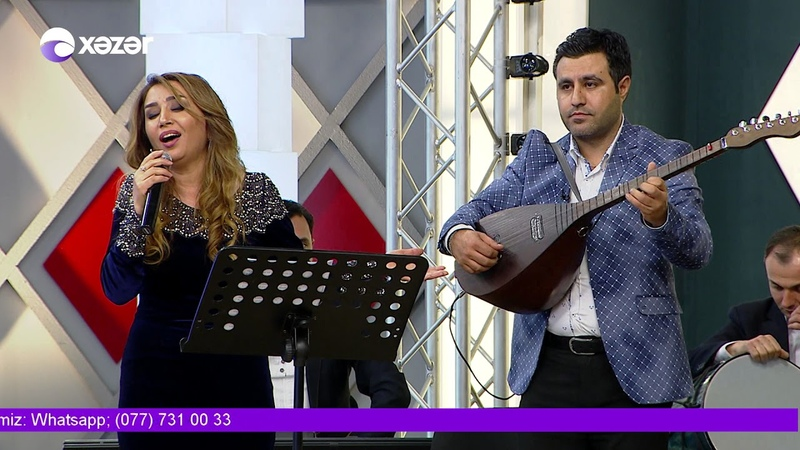 Elnare Abdullayeva - Deyme,Deyme (5de5)