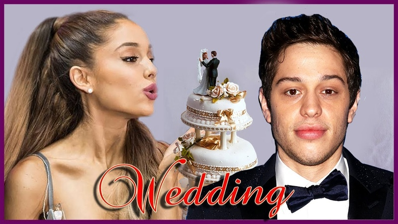Ариана Гранде и Пит Девидсон Обвенчались? / Ariana and Pete Are Engaged?