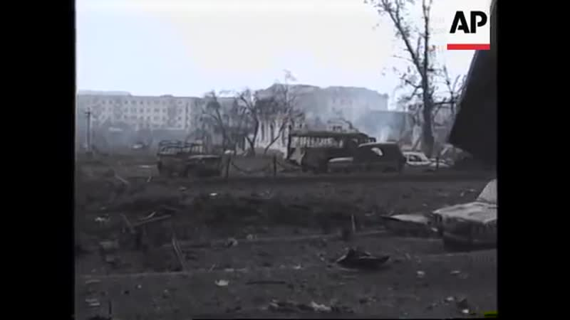 RUSSIA_ CHECHNYA_ GROZNY_ LATE SITUATION