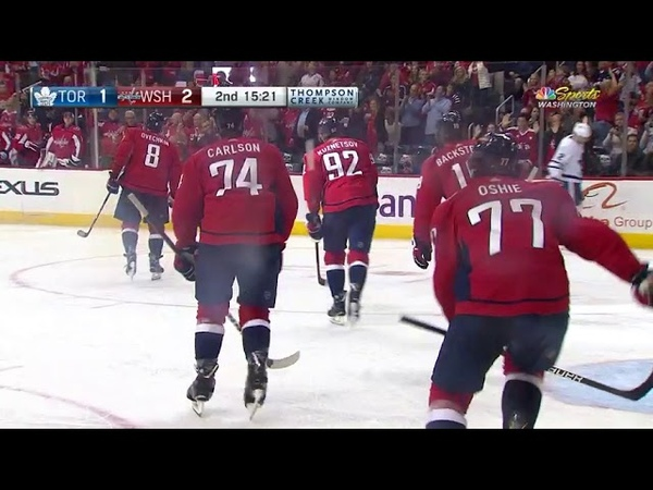 Evgeny Kuznetsov 4th goal Кузнецов 4-ая шайба