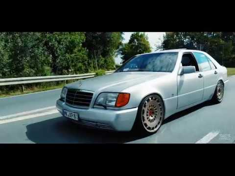 ⭐The Notorious B.I.G - Suicidal Thoughts (IZZAMUZZIC REMIX) | Mercedes-Benz S-Class W140 Showtime⭐