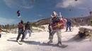 GUNDAM snowboard ガンダム 竜王へ!!  H28.02.11~13