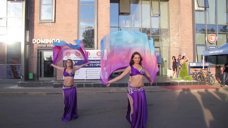 Танцевальная студия Доминго на церемонии вручения ДНБ 2018