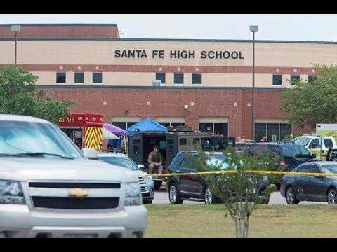 Penembakan Kembali Terjadi di Sekolah AS 10 Orang Tewas