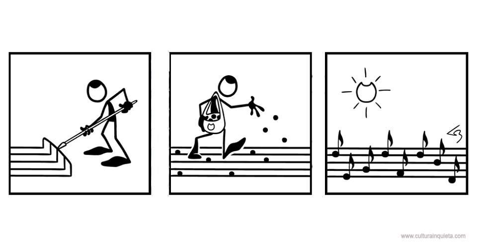 Забавные рисунки (музыка и музыканты) SasVAOmRsCE