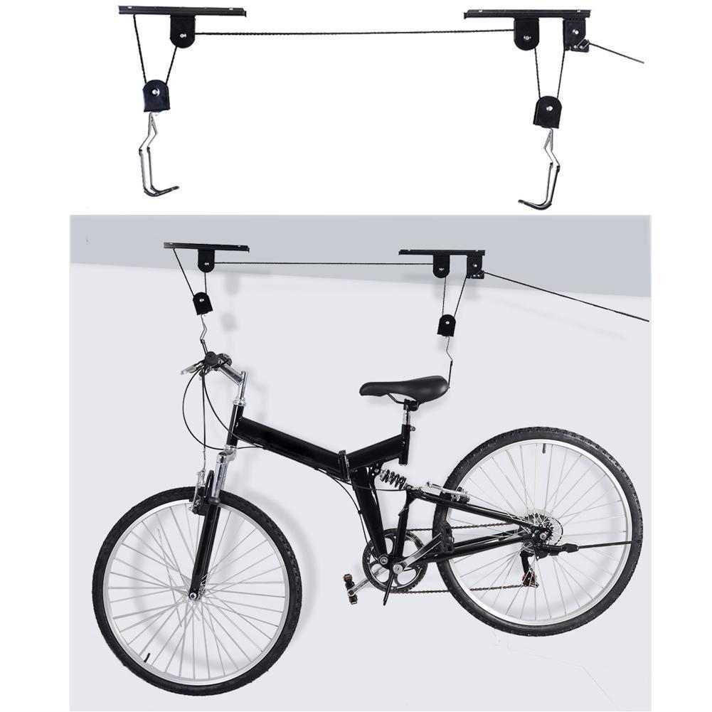 Потолочное крепление для велосипеда Простая и легко реализуемая конструкция
