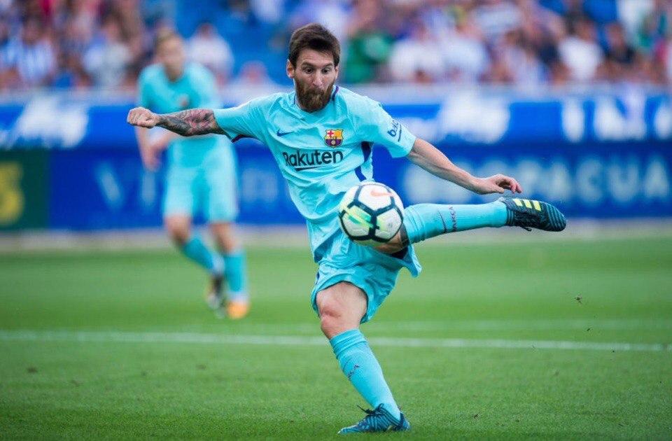 """Onda Cero: Messi 2018 yilda """"Barcelona""""ni tekinga tark etmoqchi"""