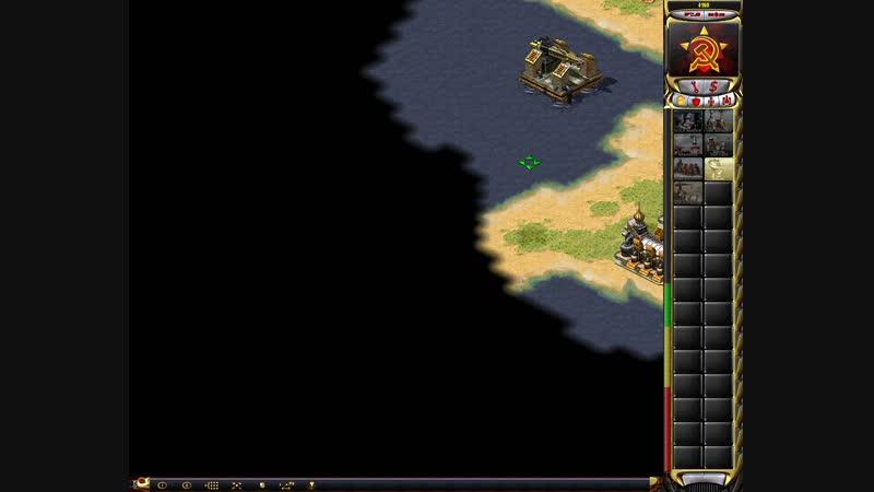 CC Red Alert 2 (Tournament B) 271118(2)- Ibra vs Artemis