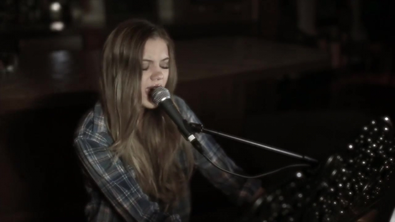 Chris Isaak - 'Wicked Game' - Cover by Grace Vardell (15 yrs)