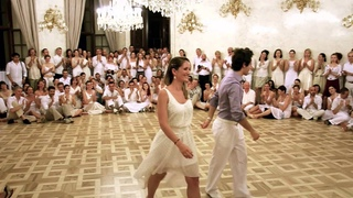Alchemie 7th Heaven 2013 ~~opening all dancers at the WHITE milonga