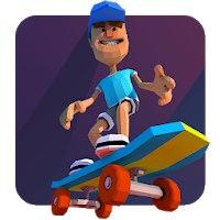 Install  Skate Fever [Мод: много денег]
