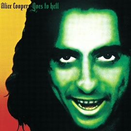 Alice Cooper альбом Goes To Hell