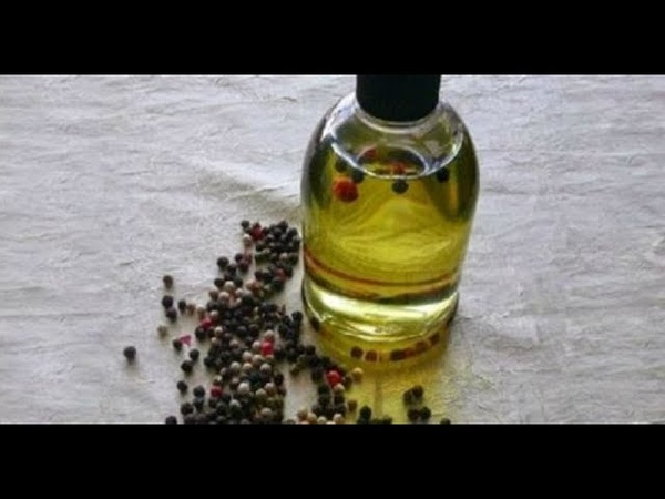 ★ Масло черного перца выводит мочевую кислоту из крови, уменьшает тревогу, успокаивает желудок